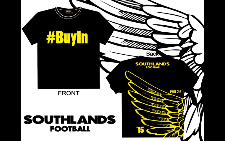Southlands Football T-shirts